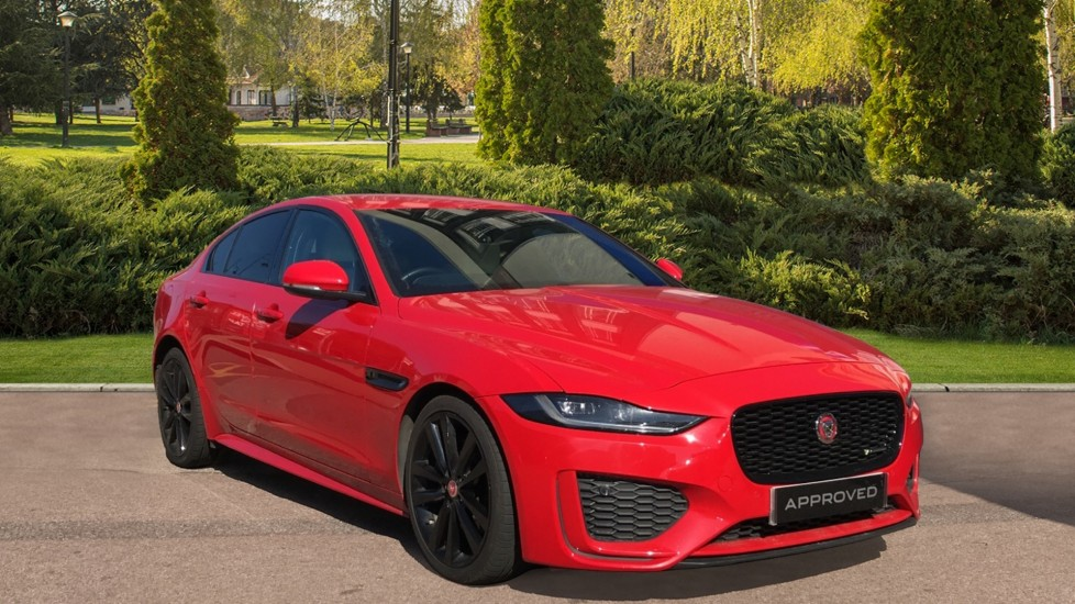 Jaguar XE 2.0d R-Dynamic S with Reverse Camera and Heated Seats image 1