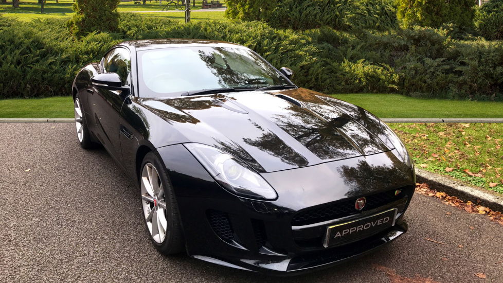 Jaguar F-TYPE 3.0 Supercharged V6 S 2dr - Fixed Panoramic Roof -  Automatic Coupe (2015) image