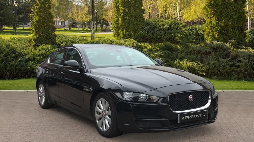 Jaguar XE 2.0d Prestige with Heated Seats and Parking Sensors Diesel Automatic 4 door Saloon