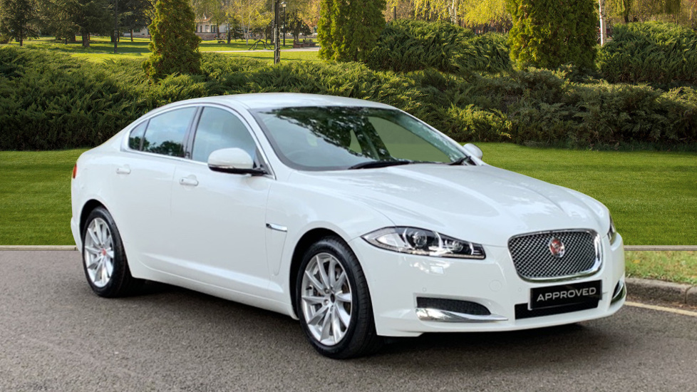 Jaguar XF 2.2d [200] Premium Luxury - Sat Nav - Bluetooth Connectivity - ***Manager's Special Offer*** Diesel Automatic 4 door Saloon (2013) at Jaguar Woodford thumbnail image