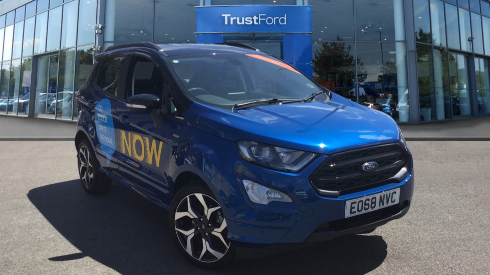 Used Ford EcoSport EO68NVC 1