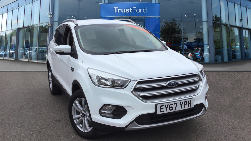Used Ford Kuga EY67YPH 1