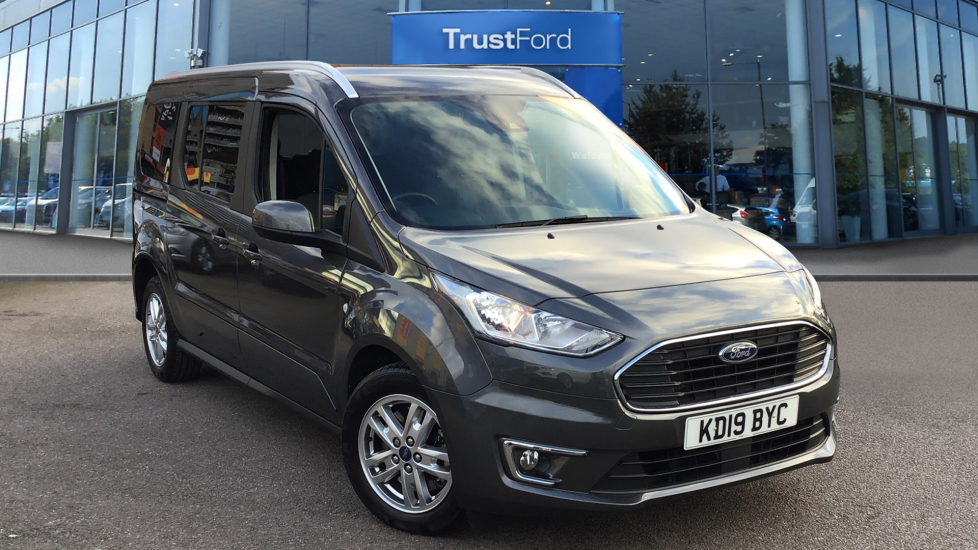 Used Ford GRAND TOURNEO CONNECT KD19BYC 1