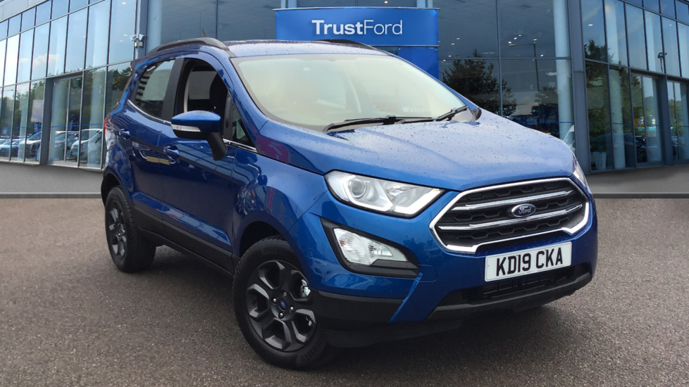 Used Ford ECOSPORT KD19CKA 1