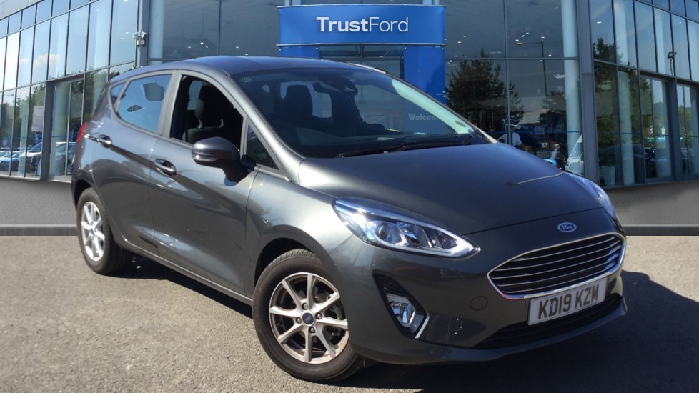 Used Ford FIESTA KD19KZM 1