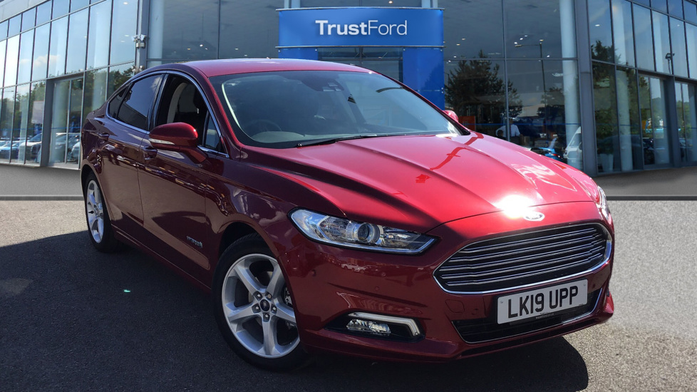 Used Ford MONDEO LK19UPP 1