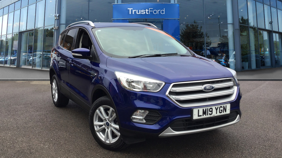 Used Ford KUGA LM19YGN 1