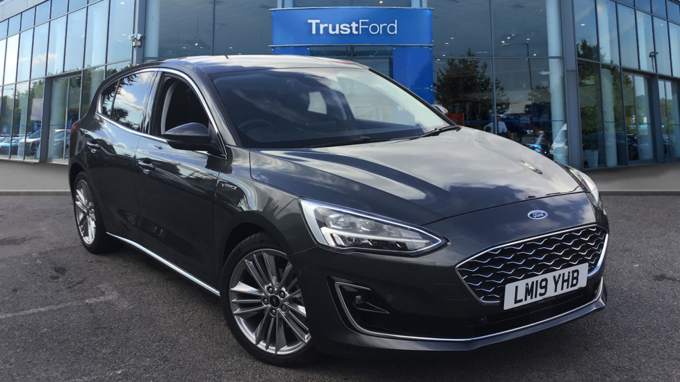 Used Ford FOCUS VIGNALE LM19YHB 1