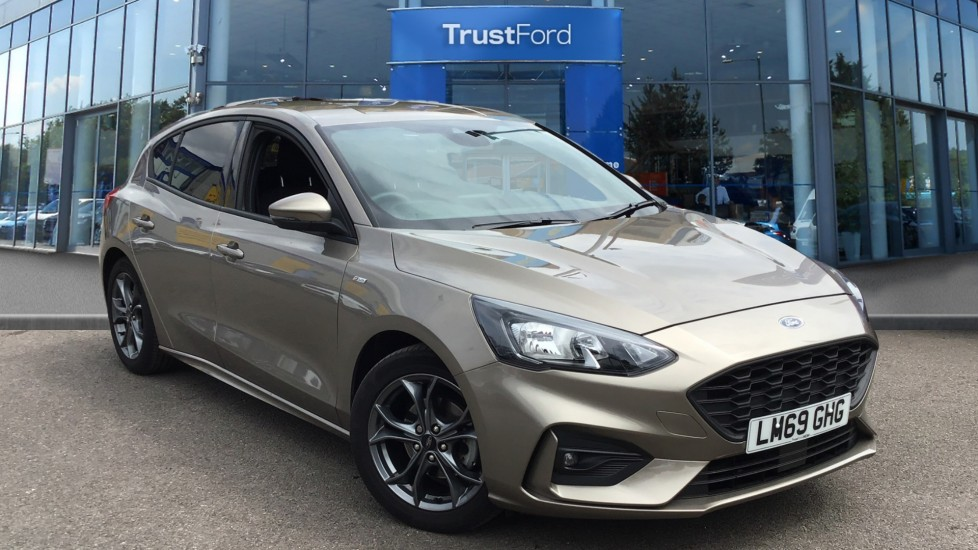 Used Ford FOCUS LM69GHG 1