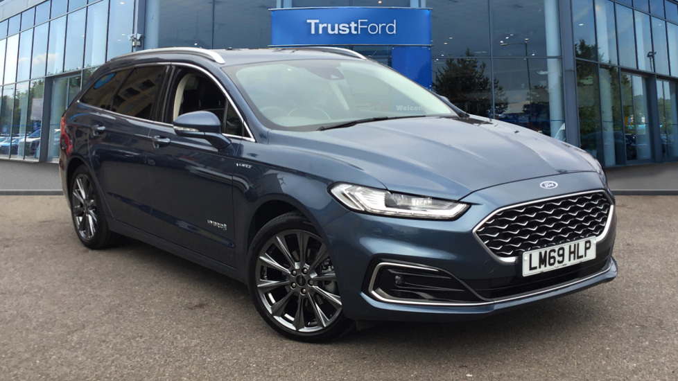 Used Ford MONDEO LM69HLP 1