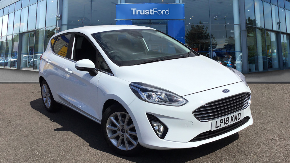 Used Ford FIESTA LP18KWO 1