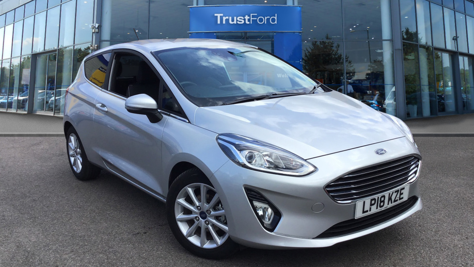 Used Ford FIESTA LP18KZE 1
