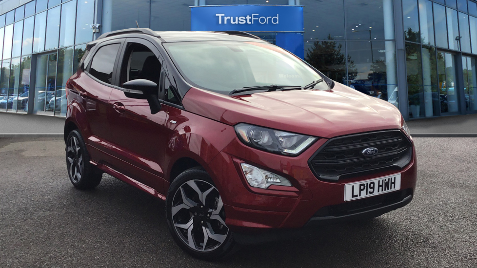 Used Ford ECOSPORT LP19HWH 1