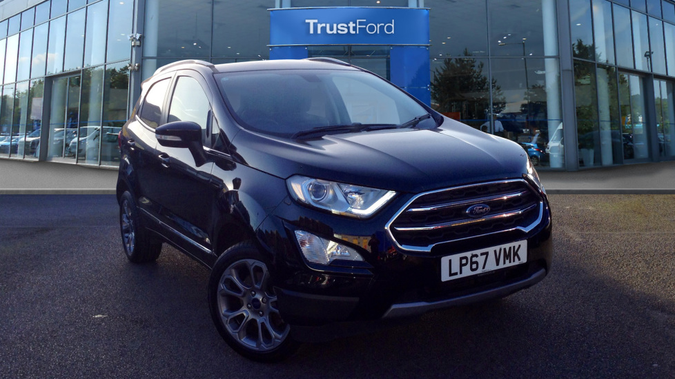 Used Ford ECOSPORT LP67VMK 1