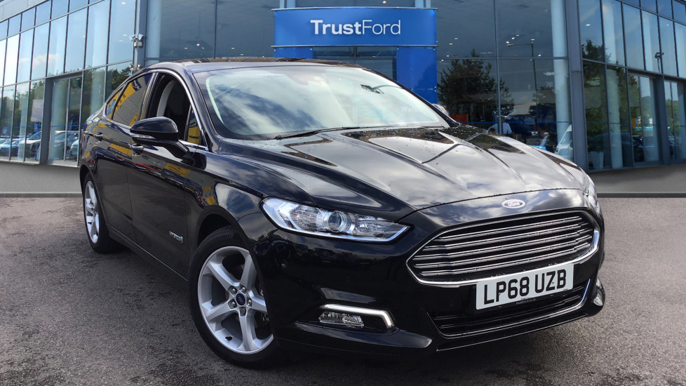 Used Ford MONDEO LP68UZB 1