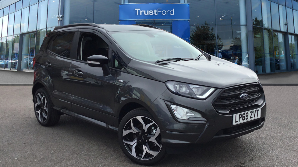 Used Ford ECOSPORT LP69ZVT 1