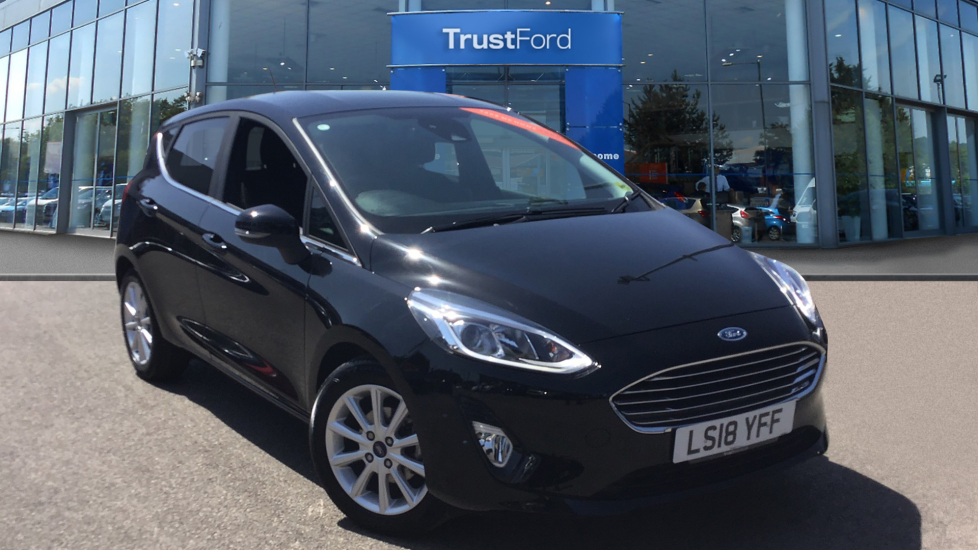 Used Ford Fiesta LS18YFF 1