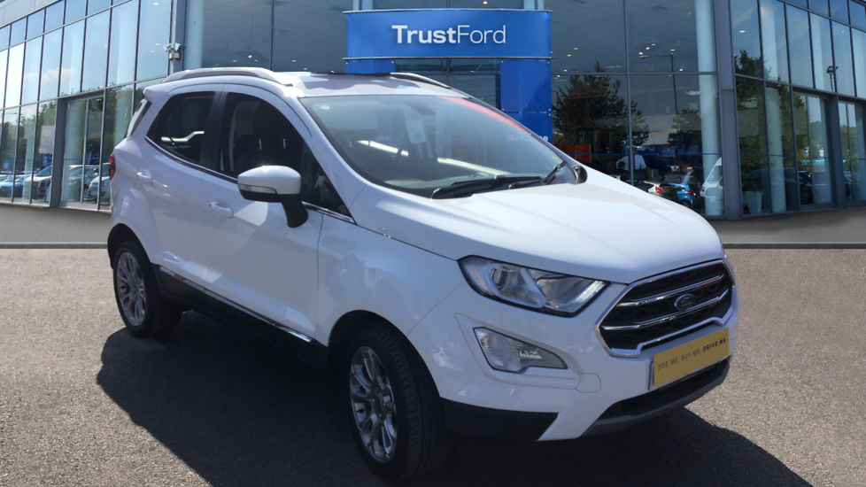 Used Ford ECOSPORT LS18YGO 1