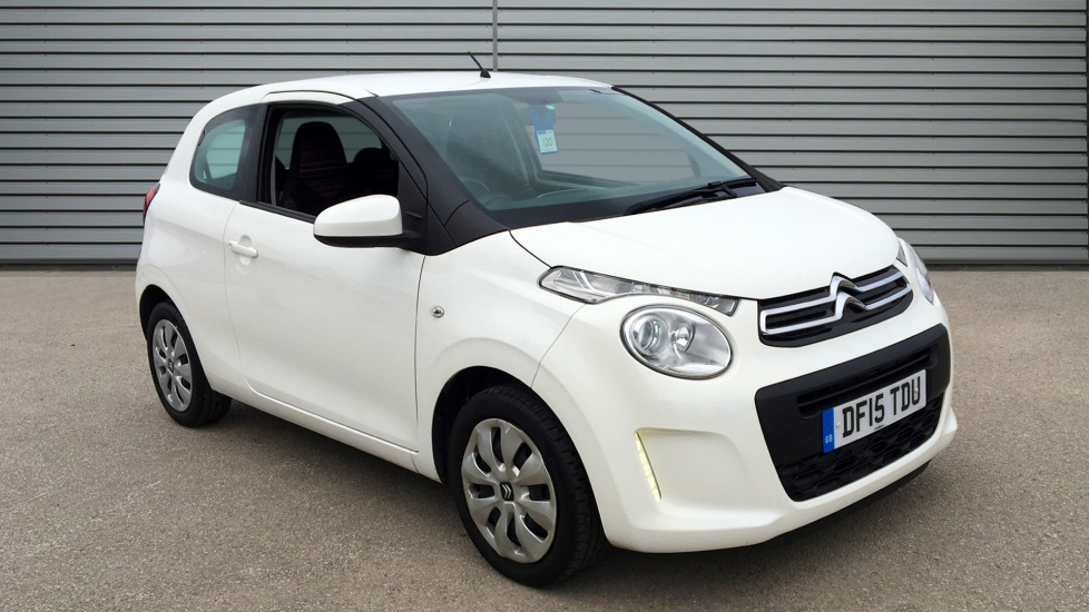 Used Citroen C1 Hatchback 1.0 VTi Feel 3dr