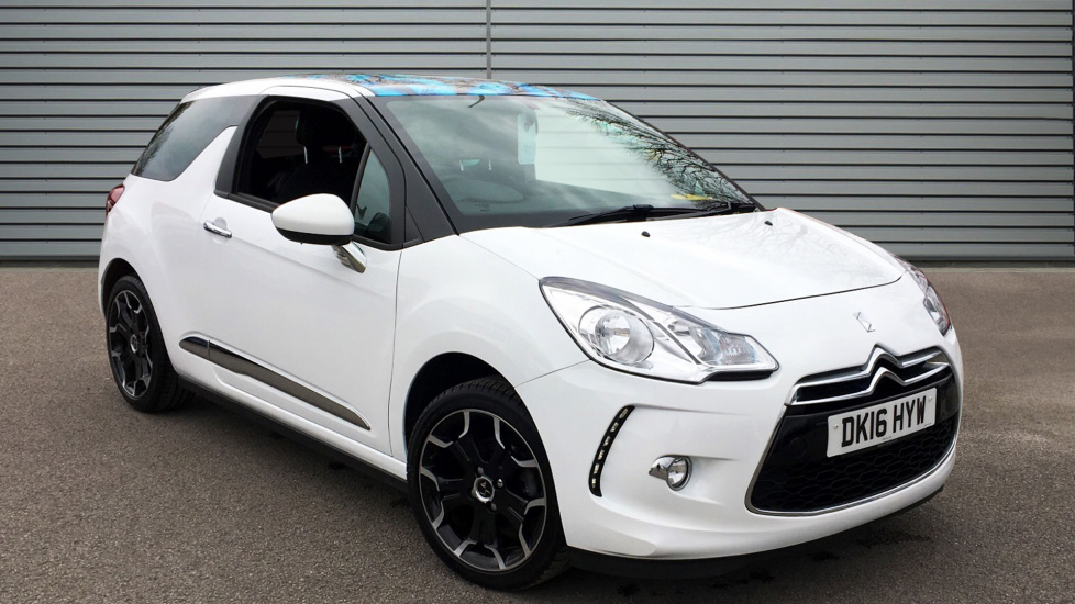 Used DS 3 Hatchback 1.2 PureTech DStyle 3dr