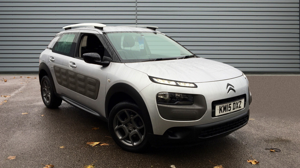 Used Citroen C4 CACTUS Hatchback 1.2 e-THP PureTech Feel 5dr (start/stop)