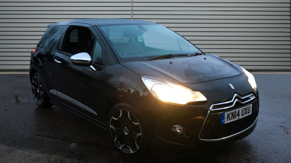 Used Citroen DS3 Hatchback 1.6 e-HDi Airdream DSport Plus 3dr