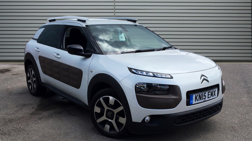 Used Citroen C4 CACTUS Hatchback 1.2 e-THP PureTech Flair 5dr (start/stop)