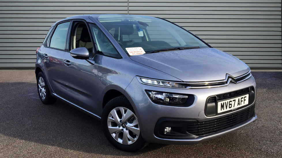 Used Citroen C4 PICASSO MPV 1.6 BlueHDi Touch Edition 5dr (start/stop)