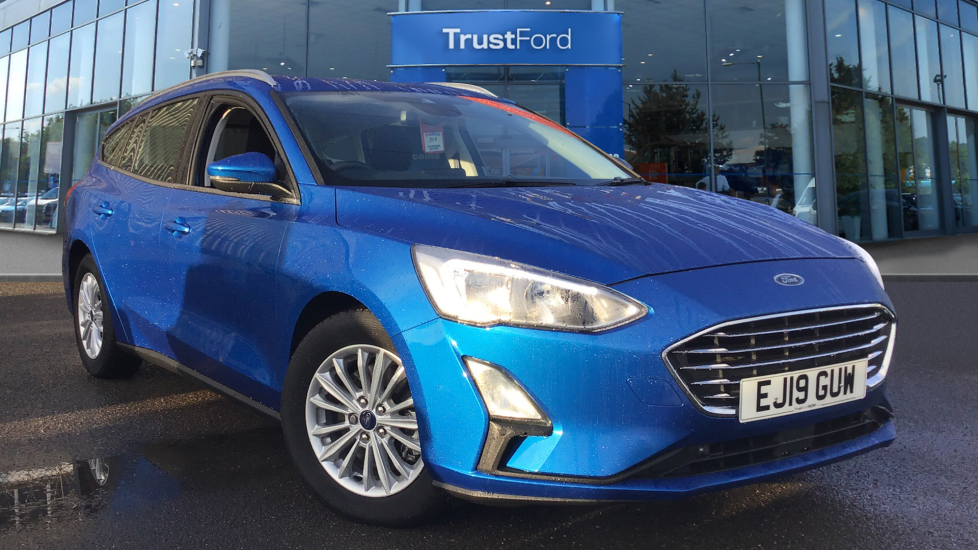 Used Ford FOCUS EJ19GUW 1