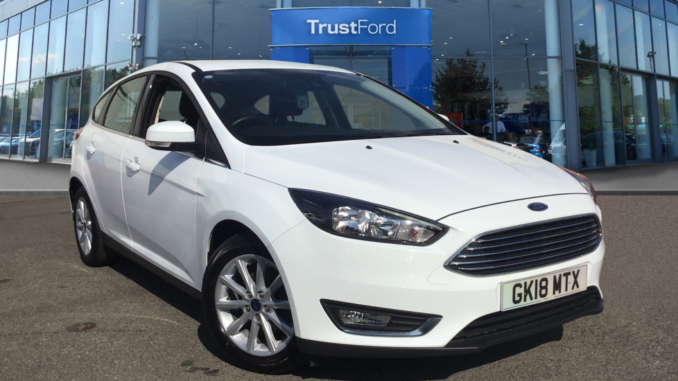Used Ford FOCUS GK18MTX 1