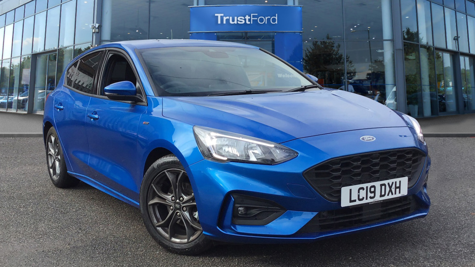 Used Ford FOCUS LC19DXH 1