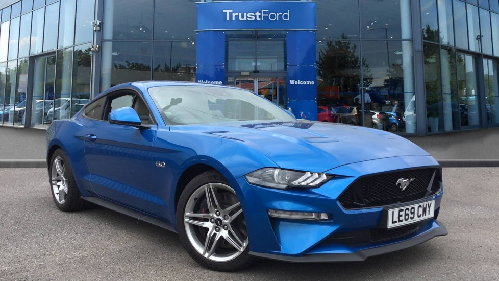 Used Ford MUSTANG LE69CWY 1