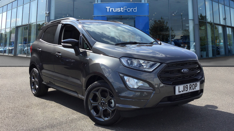 Used Ford ECOSPORT LJ19ROP 1