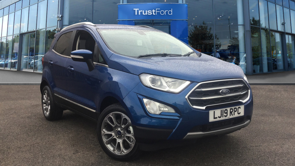 Used Ford ECOSPORT LJ19RPC 1