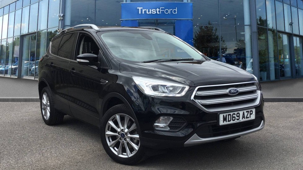 Used Ford KUGA MD69AZP 1