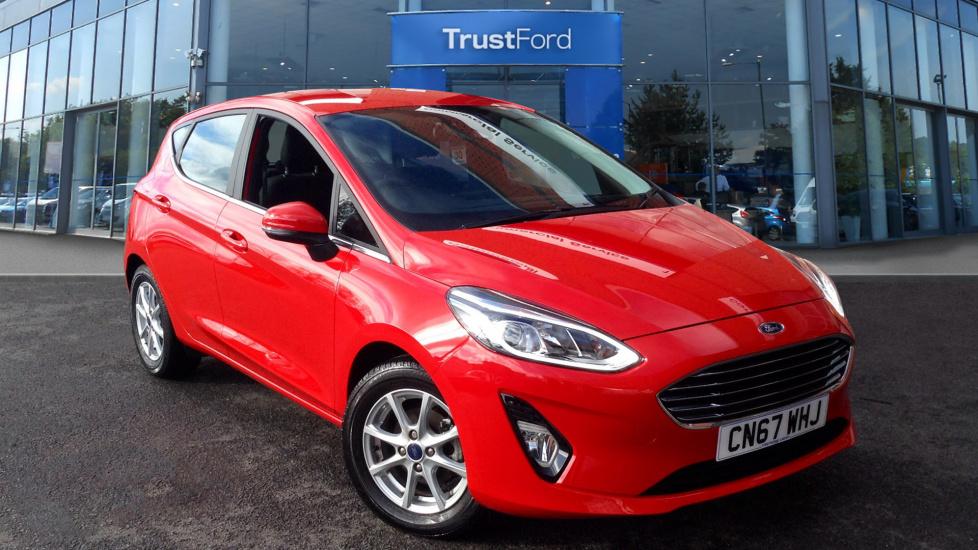 Ford FIESTA Zetec £12,500