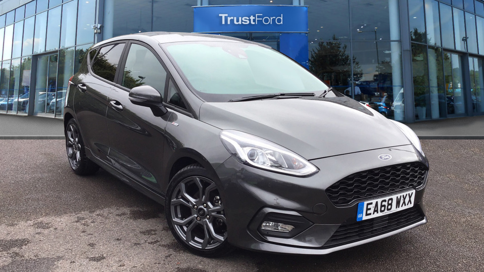 Used Ford FIESTA EA68WXX 1
