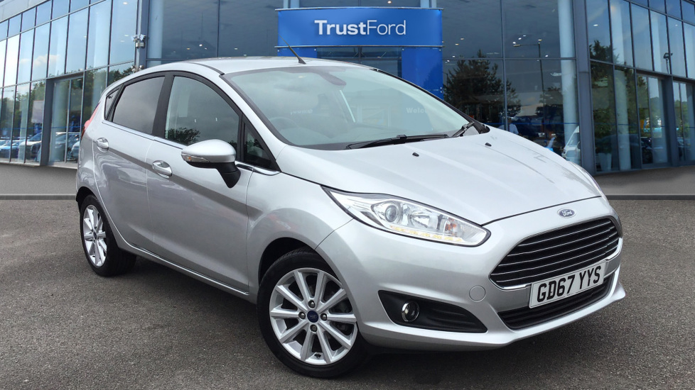 Used Ford FIESTA GD67YYS 1