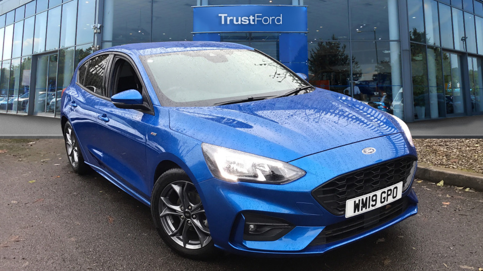 Used Ford FOCUS WM19GPO 1