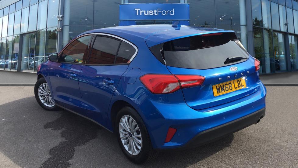 Ford Focus 2019 Blue Poa Bristol Ashton Trustford