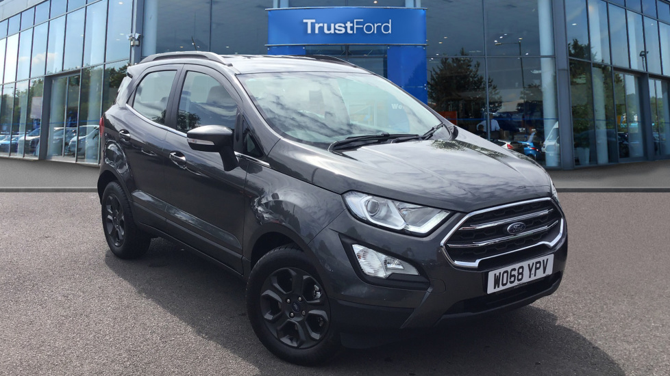 Used Ford ECOSPORT WO68YPV 1