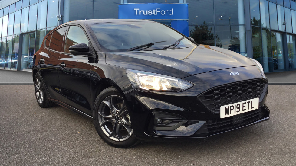 Used Ford Focus WP19ETL 1