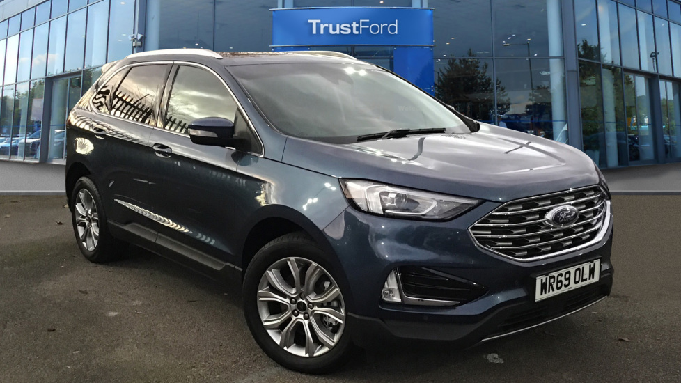 Used Ford EDGE WR69OLW 1