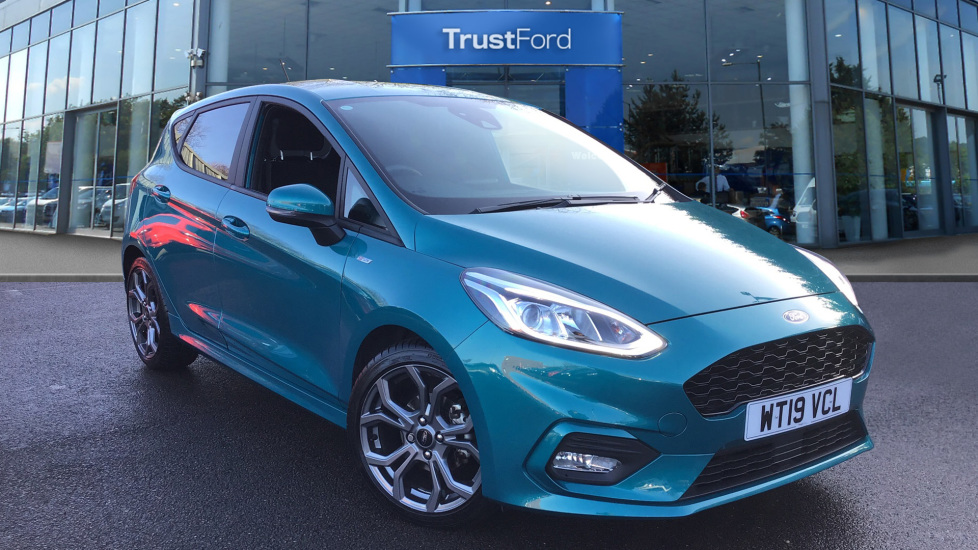 Used Ford FIESTA WT19VCL 1