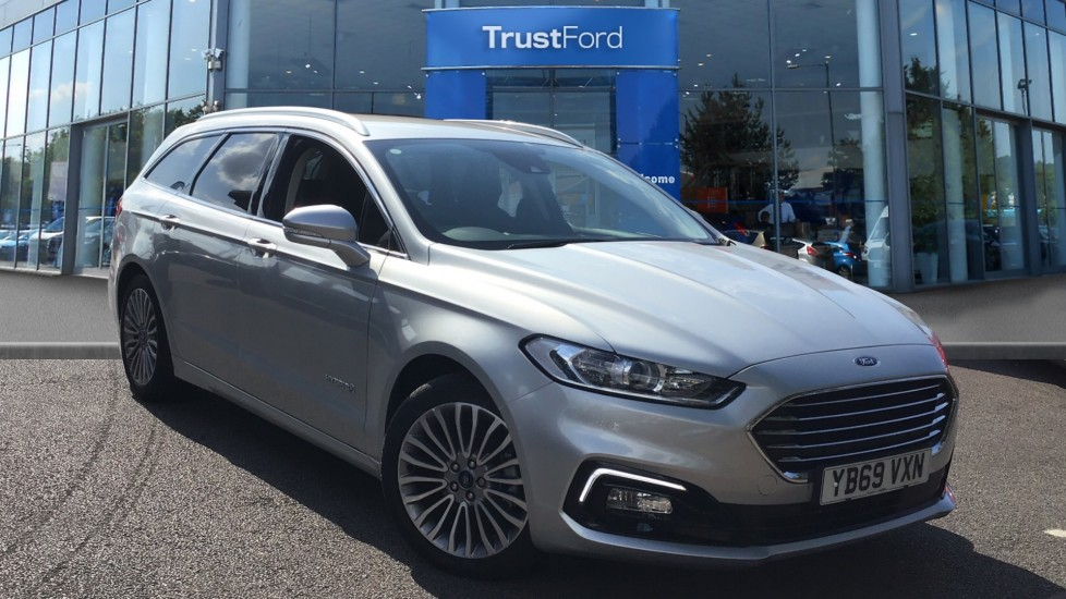 Used Ford MONDEO YB69VXN 1