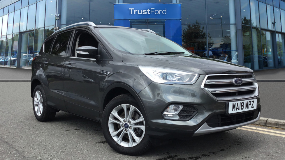 Used Ford KUGA MA18WPZ 1
