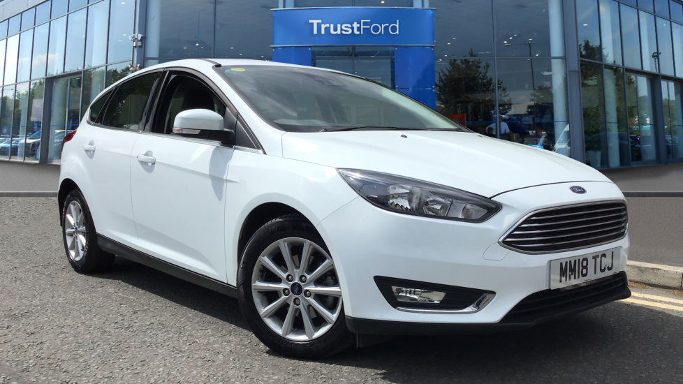 Used Ford FOCUS MM18TCJ 1