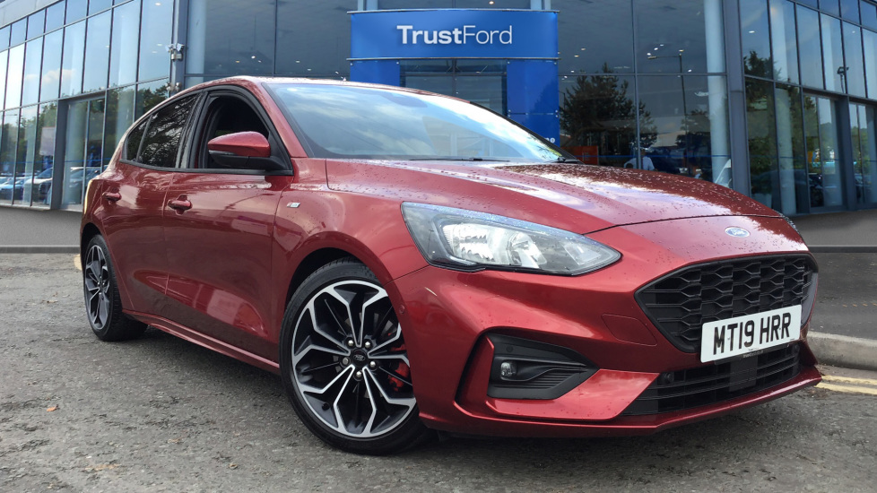 Used Ford FOCUS MT19HRR 1