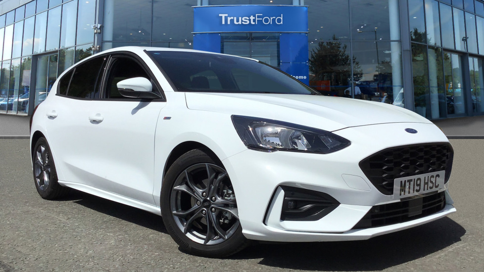 Used Ford FOCUS MT19HSC 1