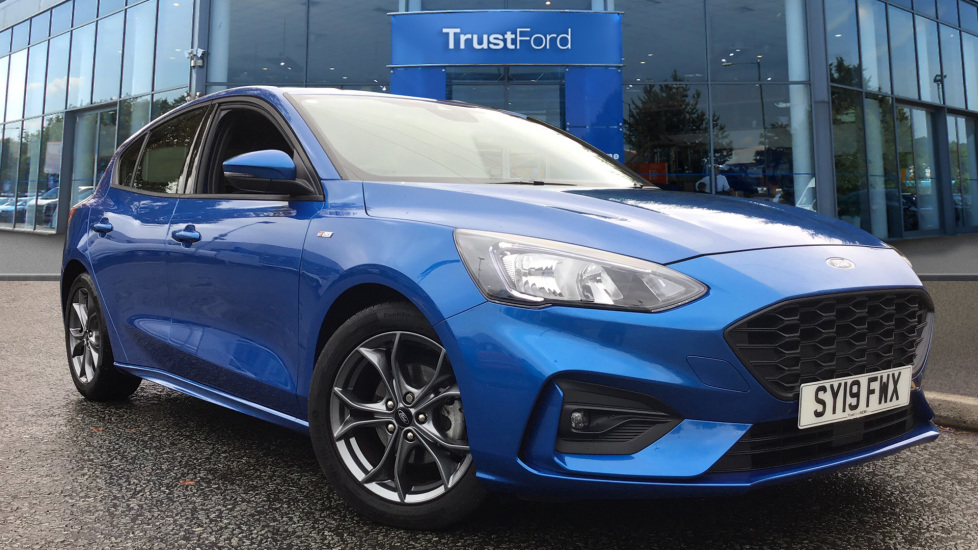 Used Ford FOCUS SY19FWX 1
